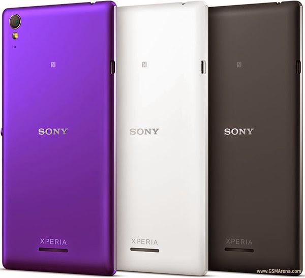 Xperia T3 akıllı telefon