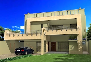 Modern house plan in pakistan House design plans