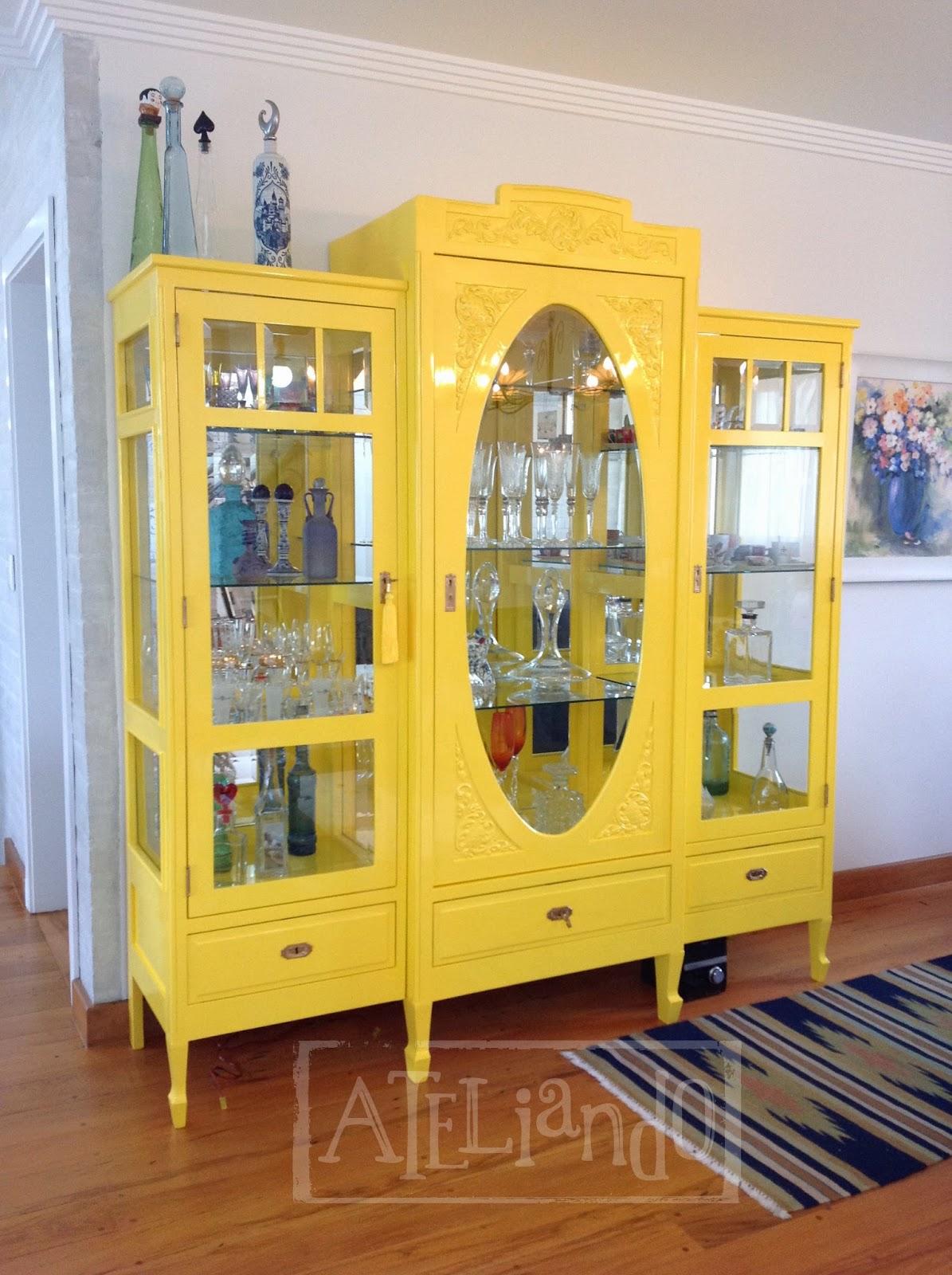 Ateliando Customização de móveis antigos: Guarda Roupa Antigo Art  #B49217 1195x1600