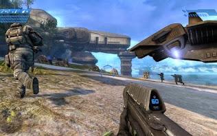 Halo trở thành màn quảng cáo cho card đồ họa GeForce