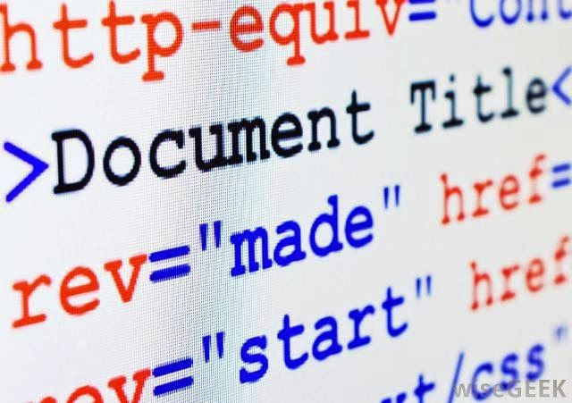 Mengenal Kode Script Template Blogger