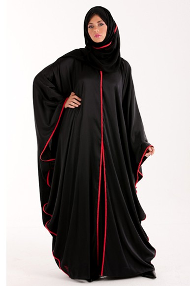 Abaya Designs 2012 | New Abaya Collection | Dubai Abaya Designs For