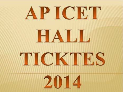 Download AP ICET 2014 Hall Tickets at www.apicet.org.in