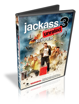 Download Jackass 3D Unrated Legendado DVDRip 2010 (AVI + RMVB Legendado)