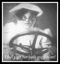 Gitcha junk goggles on!