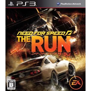 [PS3] Need For Speed The Run [ニード・フォー・スピード ザ・ラン] (JPN) ISO Download
