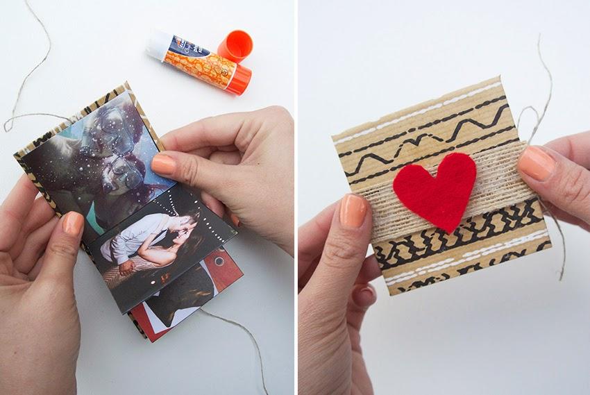 DIY: Mini Instagram Photo Book