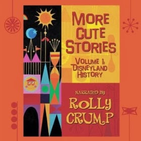 Between Books - More Cute Stories, Volume 1: Disneyland History