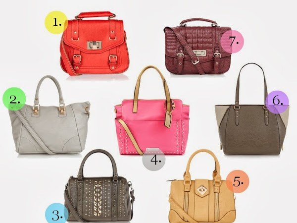the one where i talk at length about handbags...