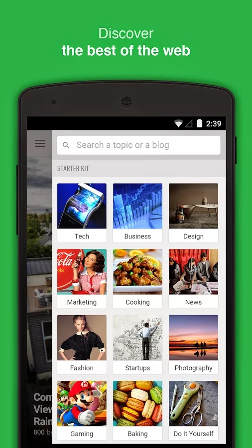 Feedly. Your news reader v27.0.3
