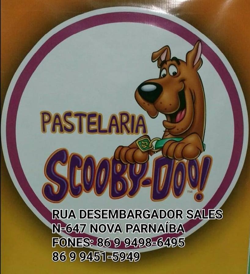 Pastelaria Scooby-Doo
