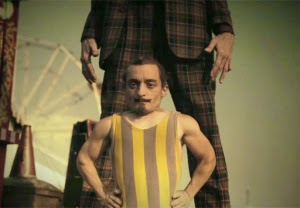 Noveno teaser de 'American Horror Story: Freak Show'