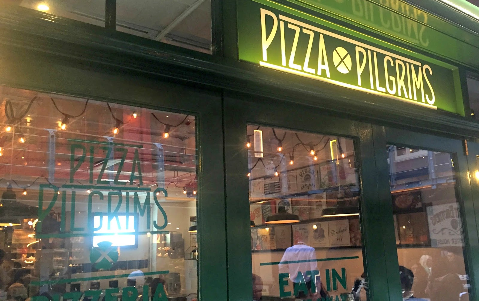 Pizza Pilgrims Kingly Court