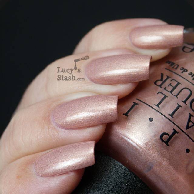 Lucy's Stash - OPI A Butterfly Moment