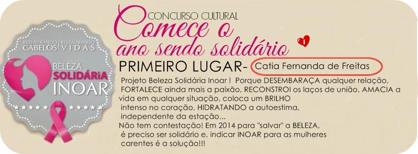 Projeto Beleza Solidária Inoar
