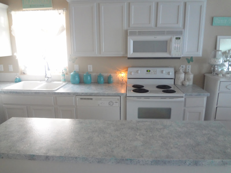 Giani Countertop Paint White : Can U Paint Formica Countertops Home Improvement