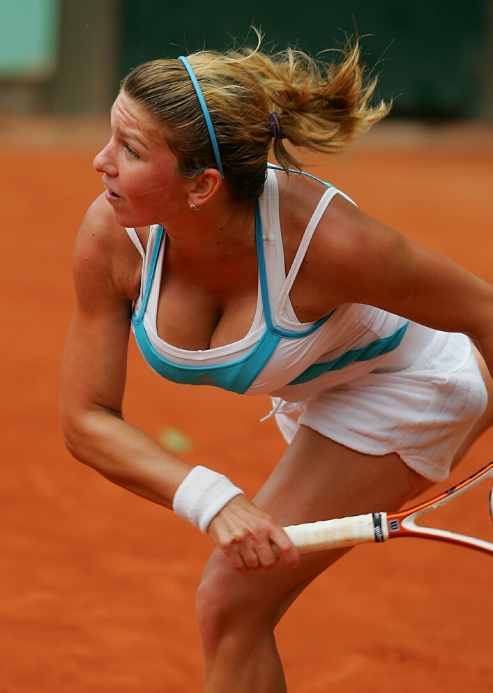 Simona HalepTennis Player Hot Pictures 2011   All Sports