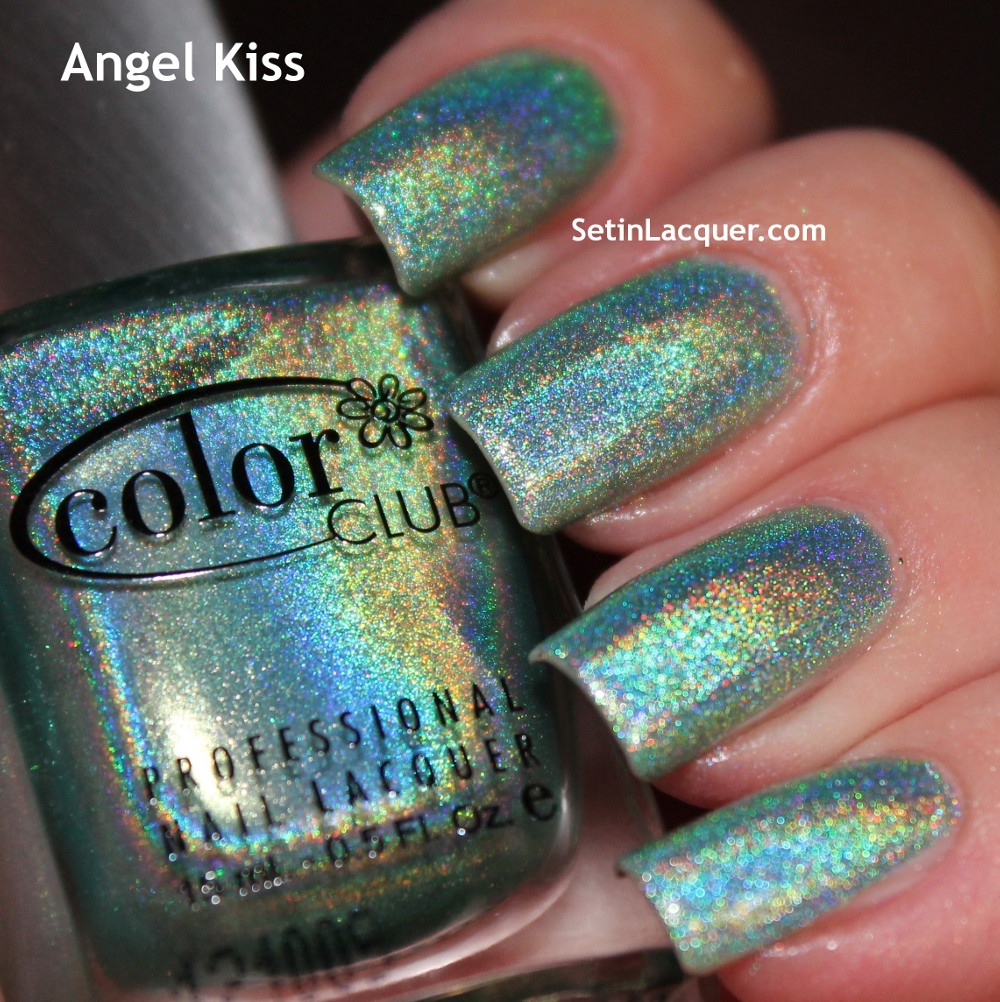 Set in Lacquer