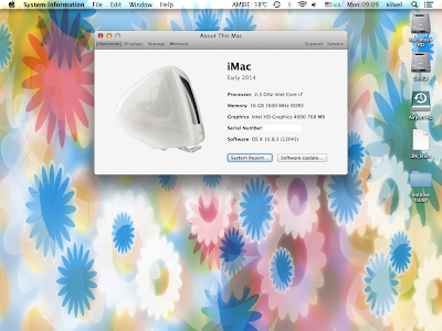 About this Mac, Apple, Mac OSX, siivel.com, Siivel,