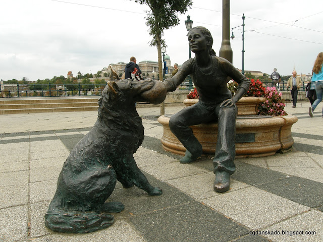Budapeszt - bulwary