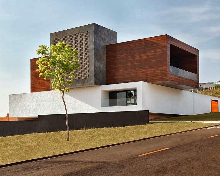 Casas minimalistas y modernas fachadas y frentes minimalistas for Minimalist werden