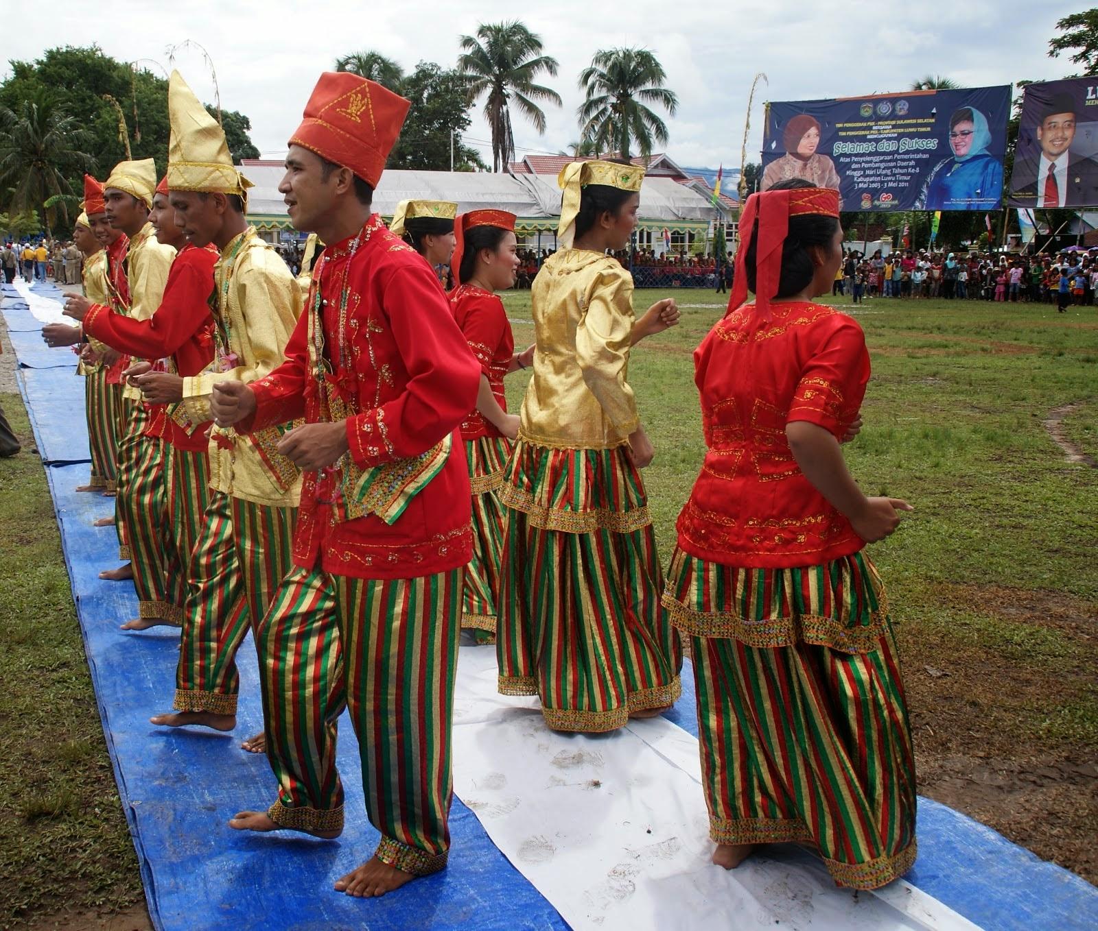 Sejarah Tari Torompio Asal Provinsi Sulawesi Tengah