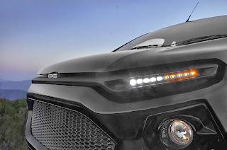 Ford EcoSport mit LED-Scheinwerfern