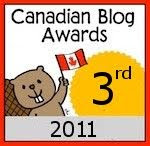 Best Pop Culture Blog, 3rd place