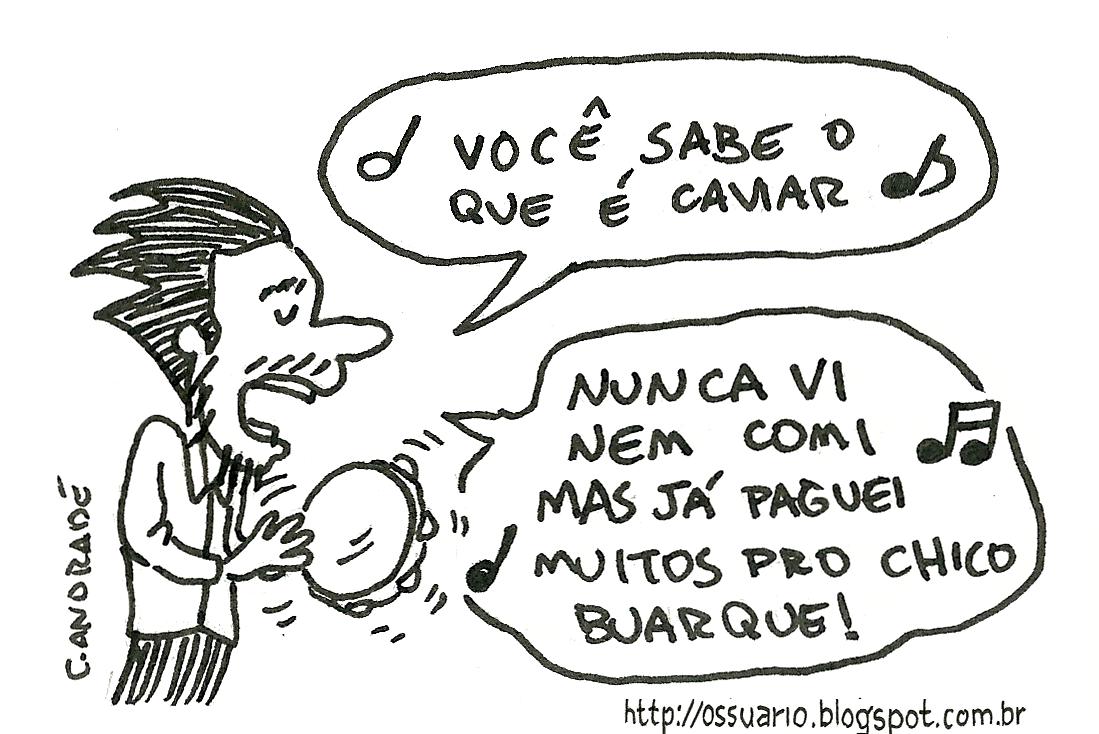 Cesar Andrade cartunista