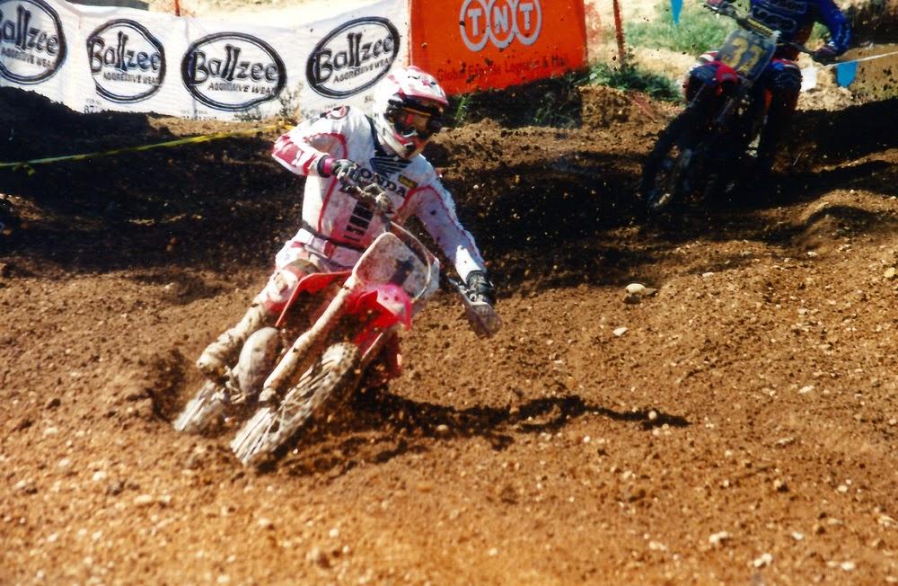 Sebastian Tortelli 1999 USGP Budds Creek