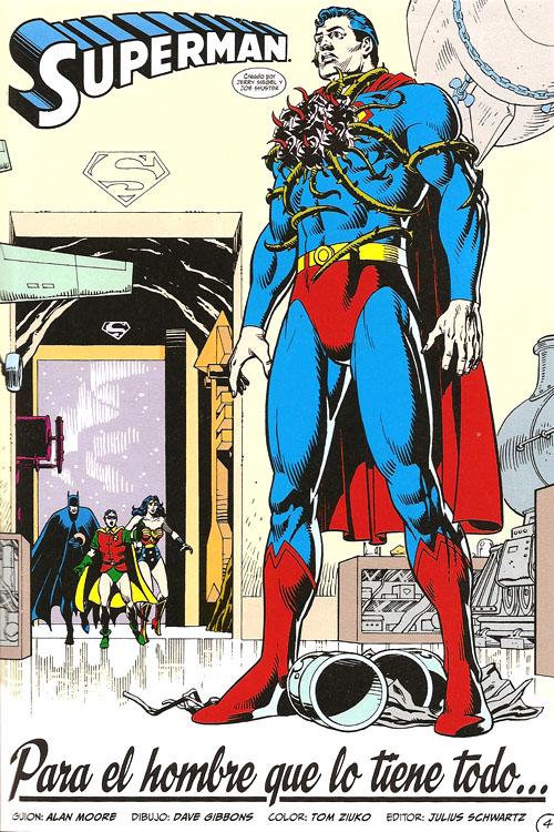 SUPERMAN ANUAL 11: PARA EL HOMBRE QUE LO TENÍA TODO