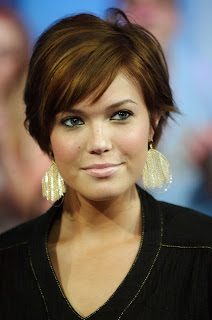 trendy short hairstyles face shapes Stylish Hairstyles for Round Faces 2013