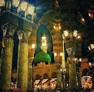 Masjid-e-Nabi Peace Be Upon Him