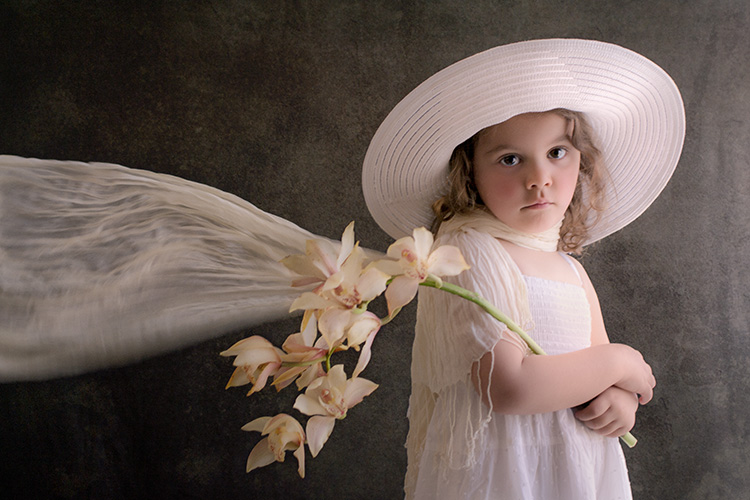 Orchid by Bill Gekas