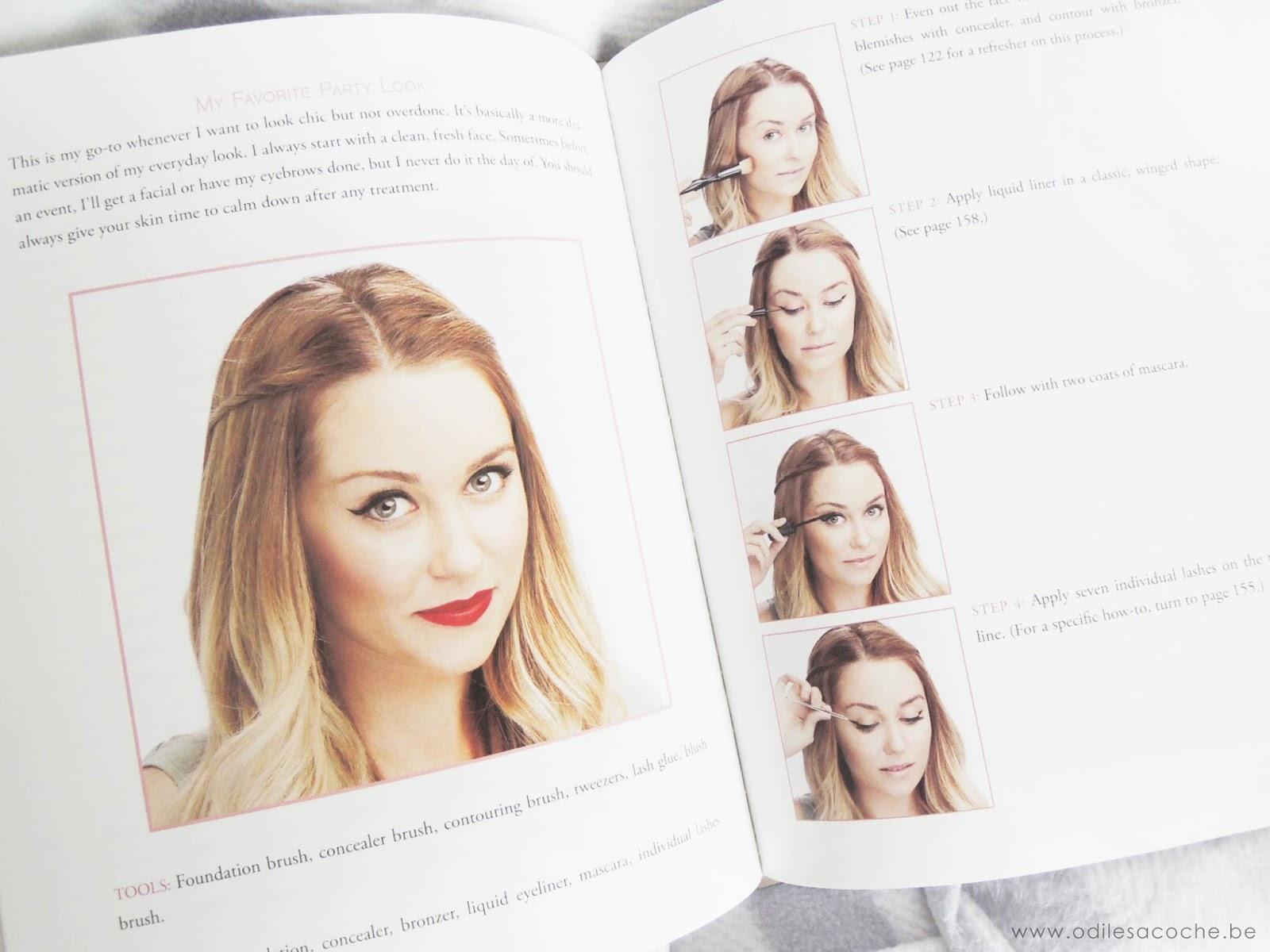 livre maquillage anglais