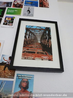 bildern, bildern mit rahmen, A4, farbe, berlin, online-shop
