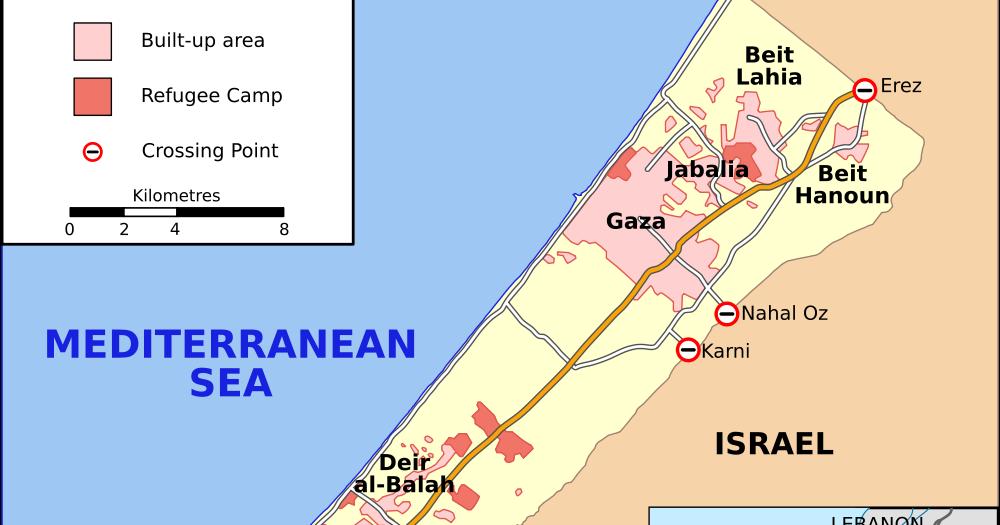 Gaza strip why the fight