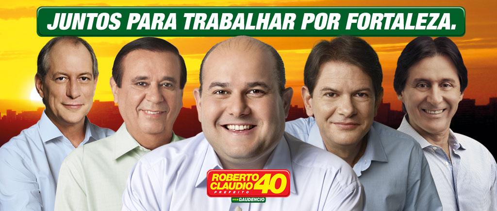 BLOG DE NOTÍCIAS DO PREFEITO ROBERTO CLÁUDIO