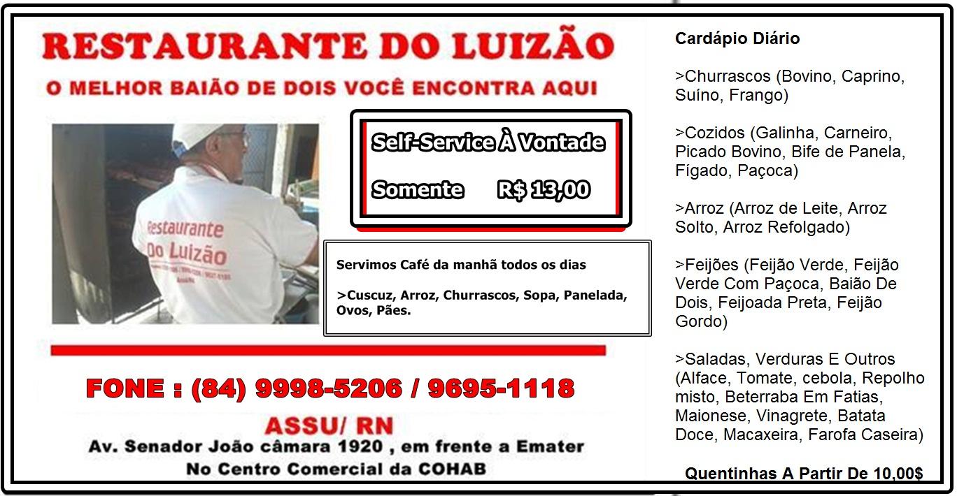 Restaurante do Luizão