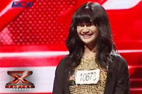 Amalia Ayu x factor indonesia