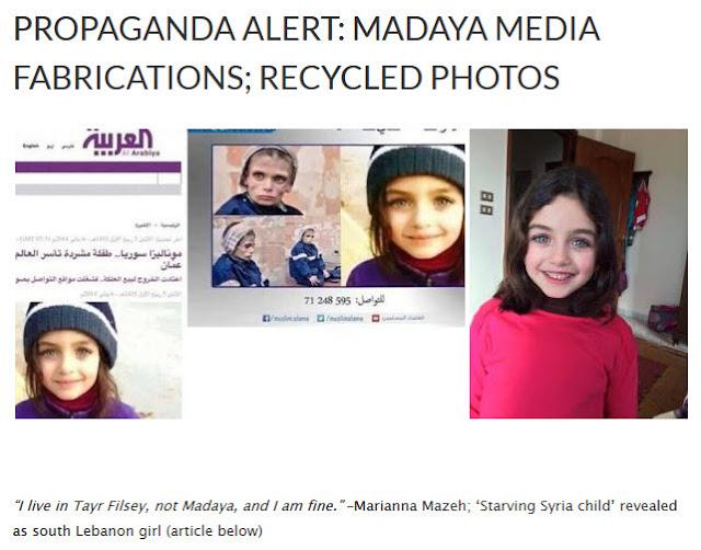 """The Madaya Crisis"": Media LIES & Propaganda Madaya%2Blittle%2Bgirl%2Blie"