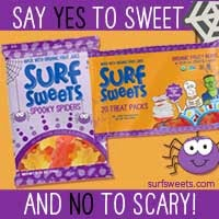 Nut-Free Halloween from Surf Sweets