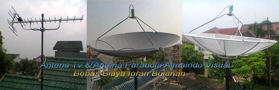 Antena Tv dan Parabola