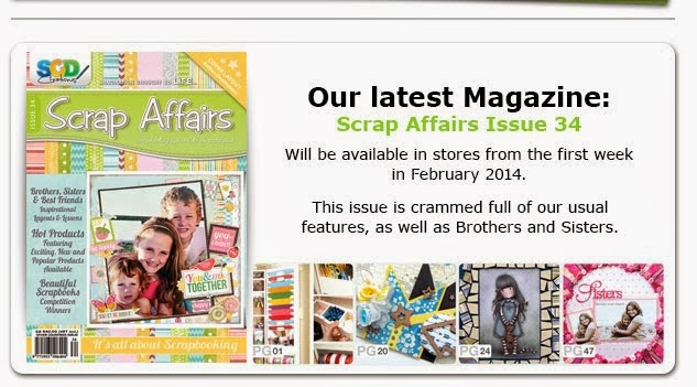 SCRAP AFFAIRS ISSUE 34