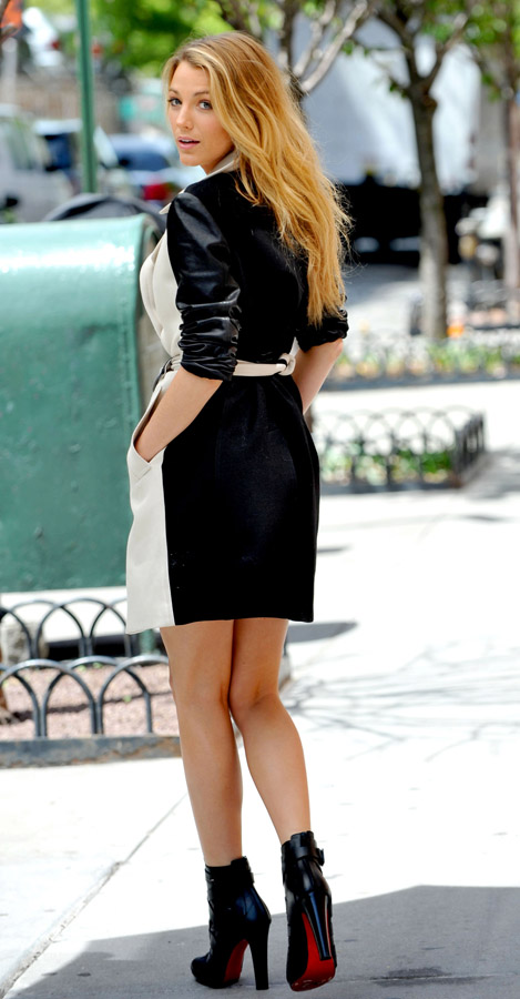 Bela do Dia: Blake Lively