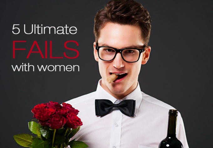 5 Mistakes Men Make With Women