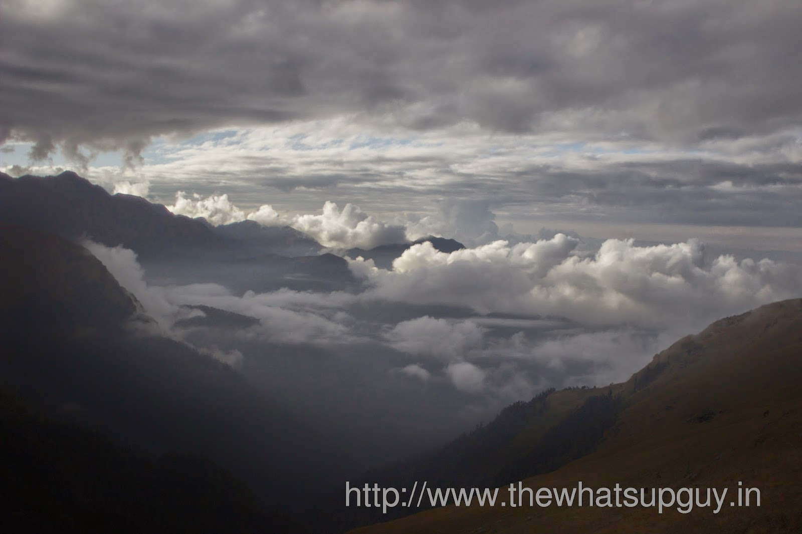 View Roopkund Trek With India Hikes Day 6