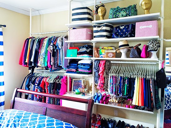 History in high heels how to keep your closet clean for How do you organize your closet