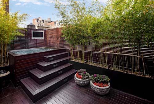 Awesome Arredare Terrazzo Attico Contemporary - Idee Arredamento ...