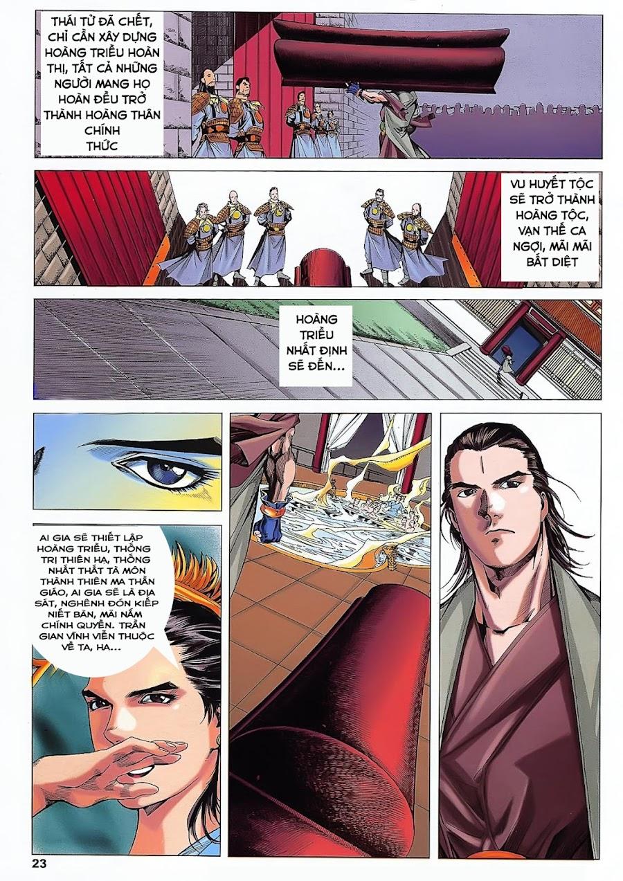 Lục Đạo Thiên Thư chap 33 - Trang 22